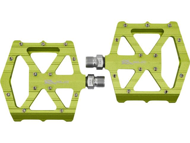 XLC PD-M12 MTB-/Retkipoljin, limegreen